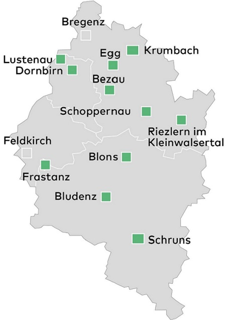diabetes ambulanz feldkirch mapa